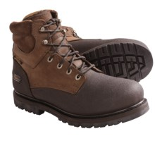 "LaCrosse Extreme Tough Work Boots - Waterproof, 6"" (For Men) in Brown - Closeouts"
