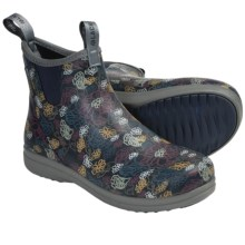 LaCrosse Hampton II Boots - Waterproof (For Women) in Modern Flowers - Closeouts