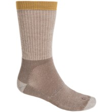 LaCrosse Hunt Socks - Merino Wool, Crew (For Men) in Light Brown - Closeouts