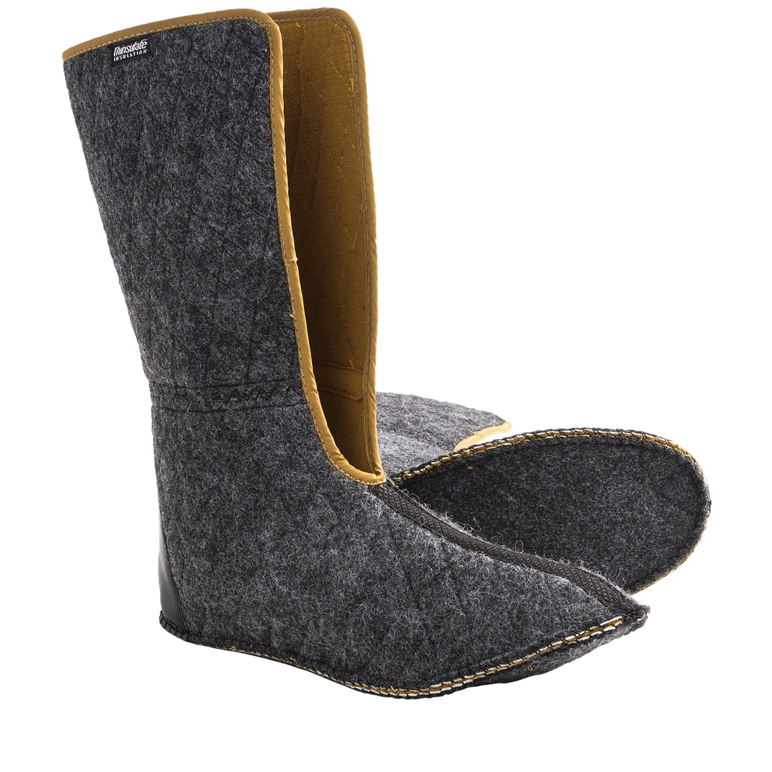 LaCrosse Mountaineer Boot Liners Wool Felt 200g Thinsulate 174 For