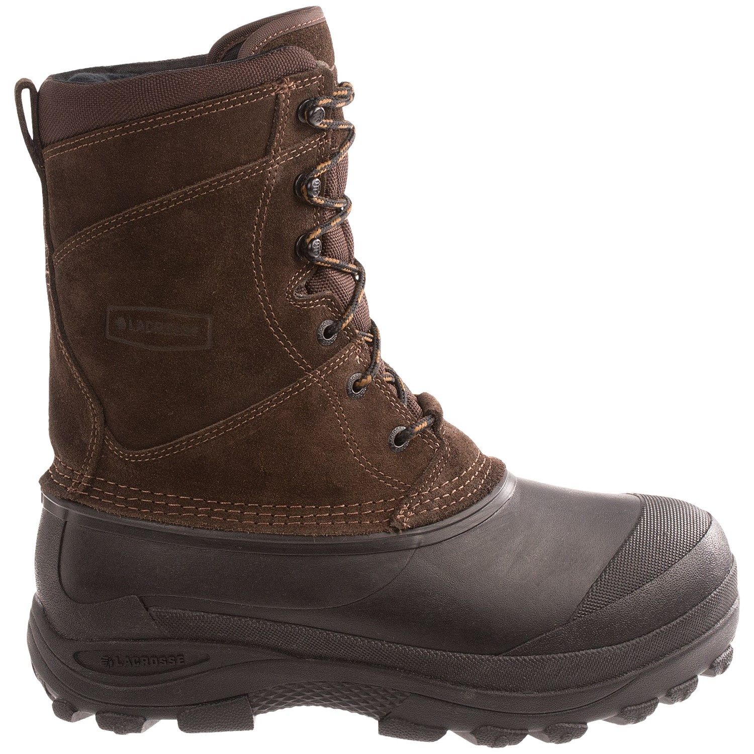 lacrosse pine top leather pac boots for 7609w save 64