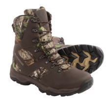 "LaCrosse Quick Shot 8"" Hunting Boots - Waterproof (For Men) in Realtree Xtra Green - Closeouts"