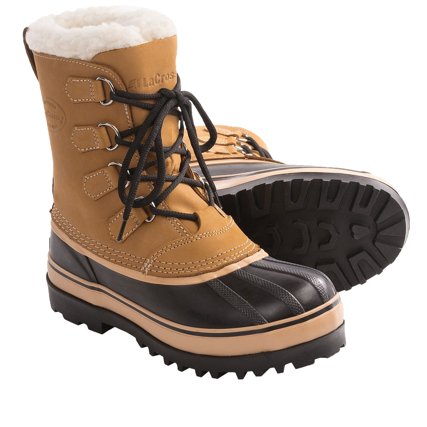 LaCrosse Ridgetop Pac Boots - Waterproof, Insulated, 10 (For Women