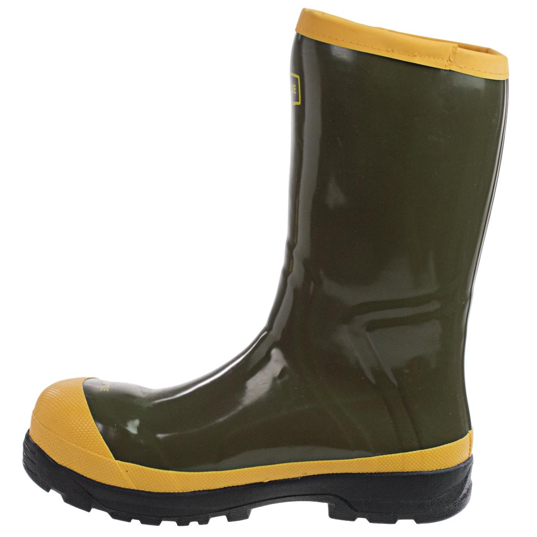 "LaCrosse SPOG 12"" Rubber Work Boots (For Men) - Save 80%"