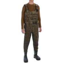 LaCrosse Swamp Tuff Pro Chest Waders - Insulated (For Men) in Mossy Oak Bottom Land - Closeouts