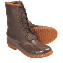 "Lacrosse Uplander Pac Boots - 10"", Waterproof (For Men) in Brown - Closeouts"