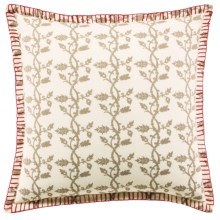 """Lady Antebellum's Heartland Decorative Square Pillow - 16x16"""" in Delta Queen - Closeouts"""