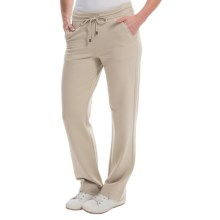 Lafayette 148 New York Drawstring Pants (For Women) in Khaki - Closeouts