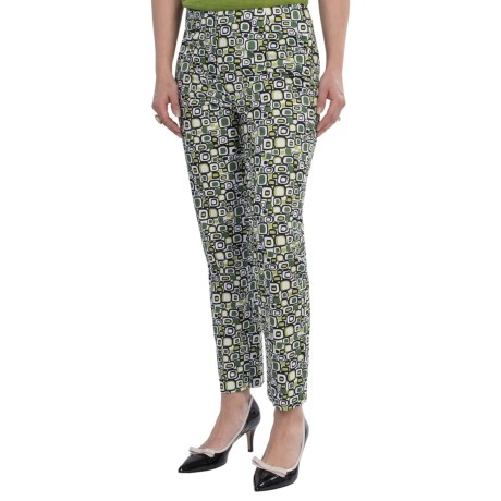 Lafayette 148 New York Mesmerizing Geo Stanton Pants (For Women)