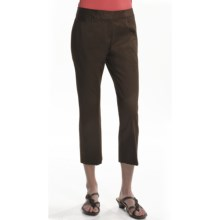 Lafayette 148 New York Reba Pants (For Women) in Espresso - Closeouts