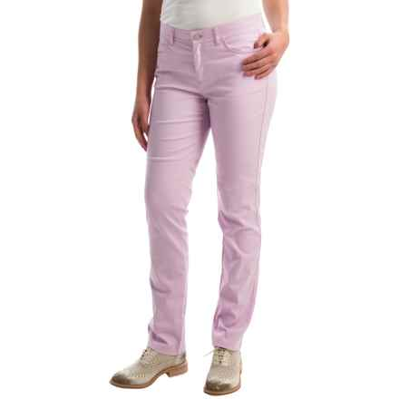 Lafayette 148 New York Skinny Jeans (For Women) in Iced Violet - Closeouts