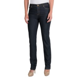 Lafayette 148 New York True Blue Skinny Jeans (For Women) in Midnight