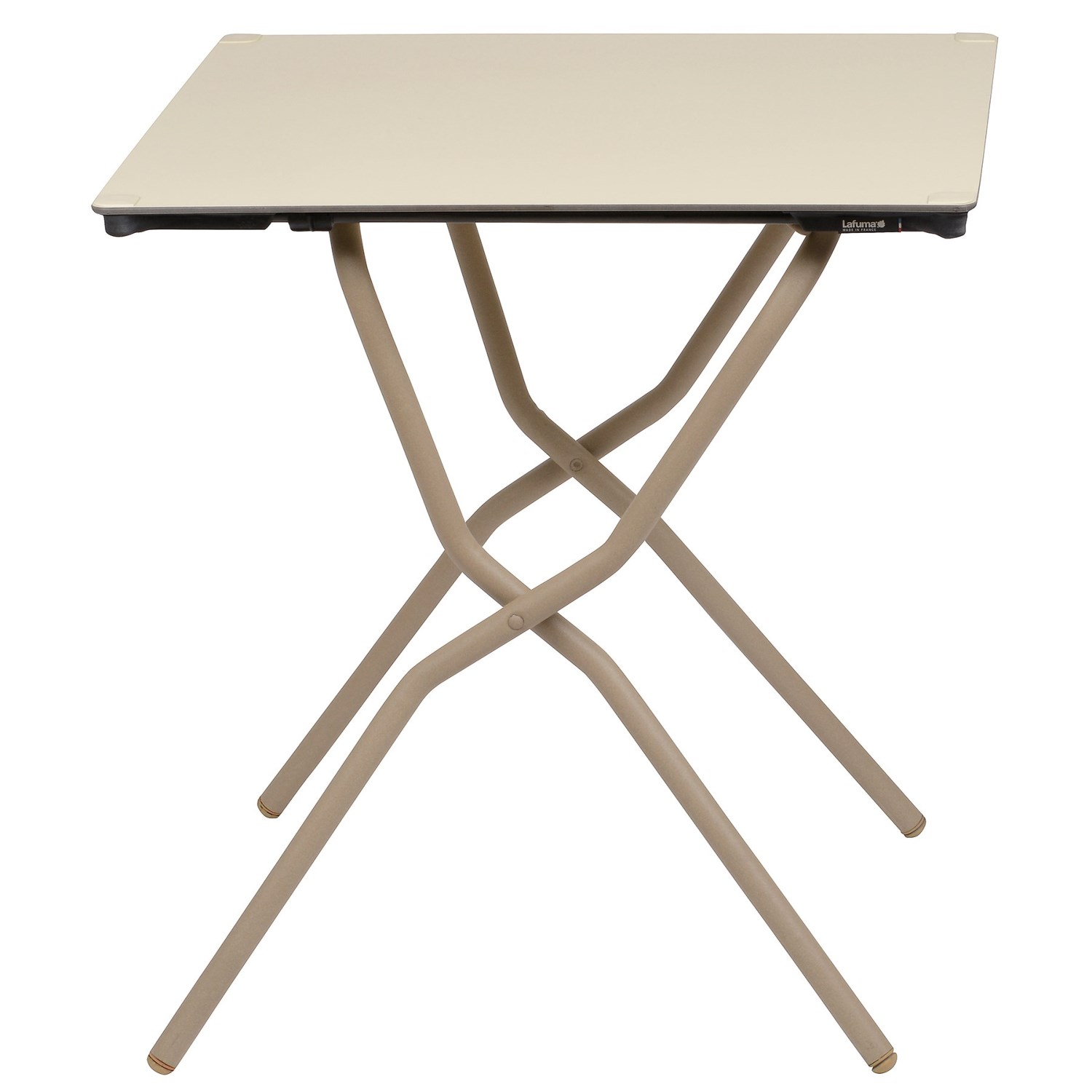 Lafuma anytime square folding table save 43 - Lafuma camping table ...