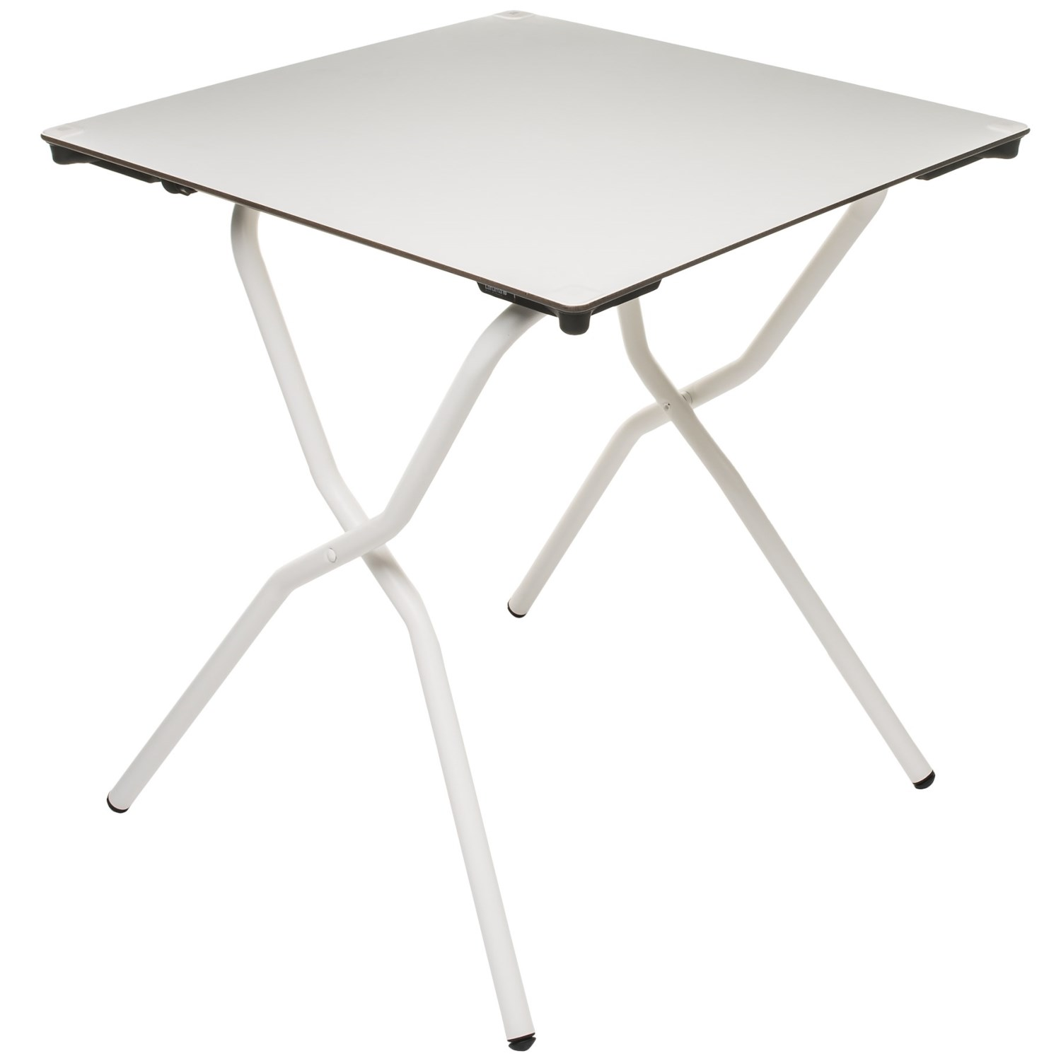 Lafuma Anytime Square Folding Table In White ...
