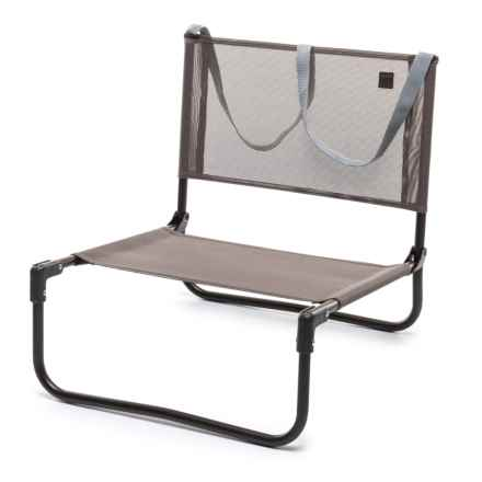 Lafuma CB Low Batyline® Folding Camp Chair In Ecorce   Closeouts