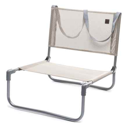 Lafuma CB Low Batyline® Folding Camp Chair in Seigle - Closeouts