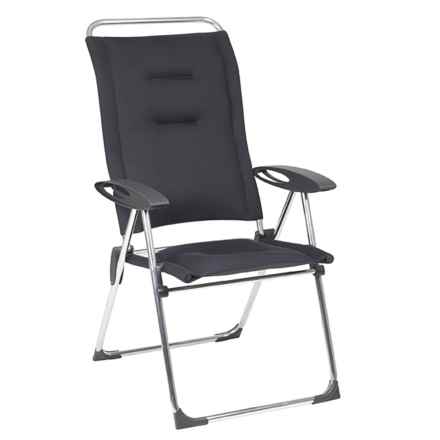 Lafuma Cham'elips Air Comfort Camping Armchair in Acier - Closeouts
