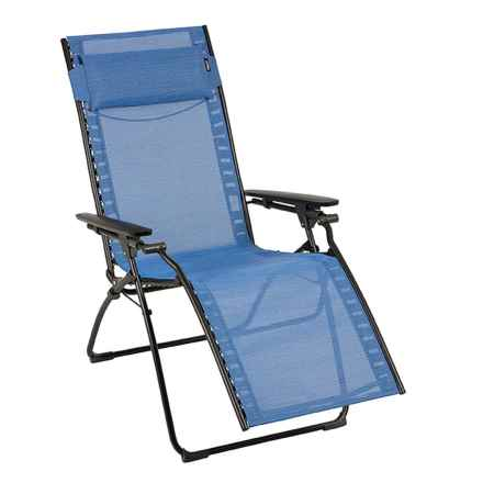 Lafuma Evolution Relaxation Chair in Outremer - Closeouts
