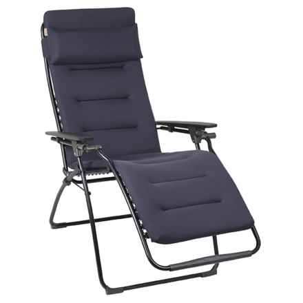Lafuma Futura Air Comfort Relaxation Chair in Acier - Closeouts