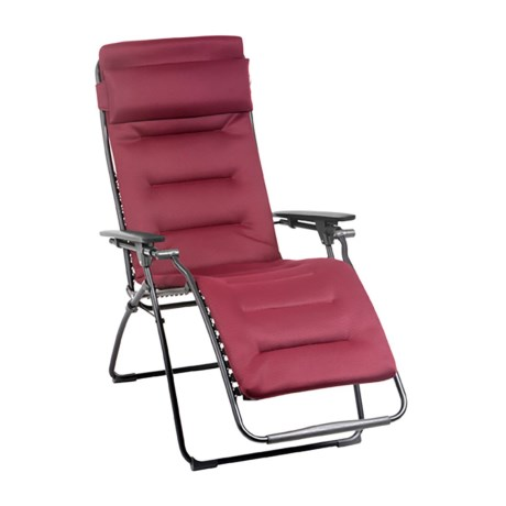 Lafuma Futura Air Comfort® Relaxation Chair in Bordeau