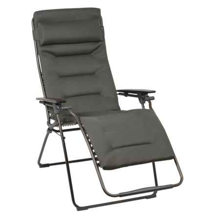 Lafuma Futura XL Air Comfort Relaxation Chair in Taupe - Closeouts
