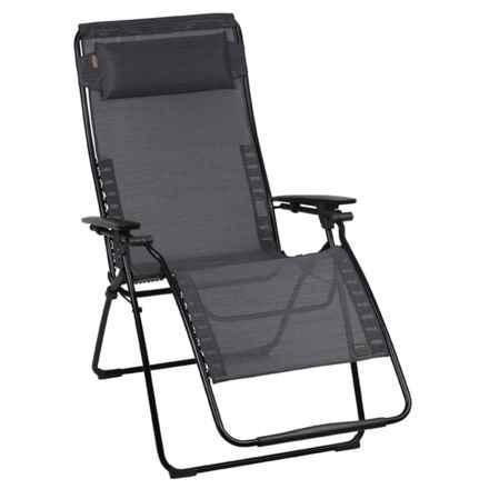 Lafuma Futura XL Zero Gravity Chair in Obsidian - Closeouts