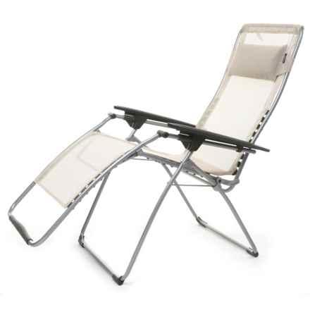 Lafuma Futura XL Zero Gravity Chair in Seigle - Closeouts