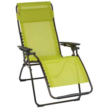Lafuma Futura Zero Gravity Chair in Papgeno/Marron - Closeouts