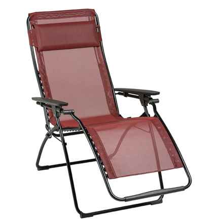 Lafuma Futura Zero Gravity Chair in Rubis - Closeouts