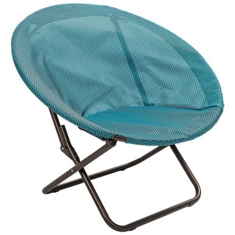 Lafuma Ring Chair - Batyline® in Moka/Marron Brown