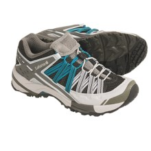 Lafuma Sky Race Trail Running Shoes (For Women) in Lagoon Green - Closeouts