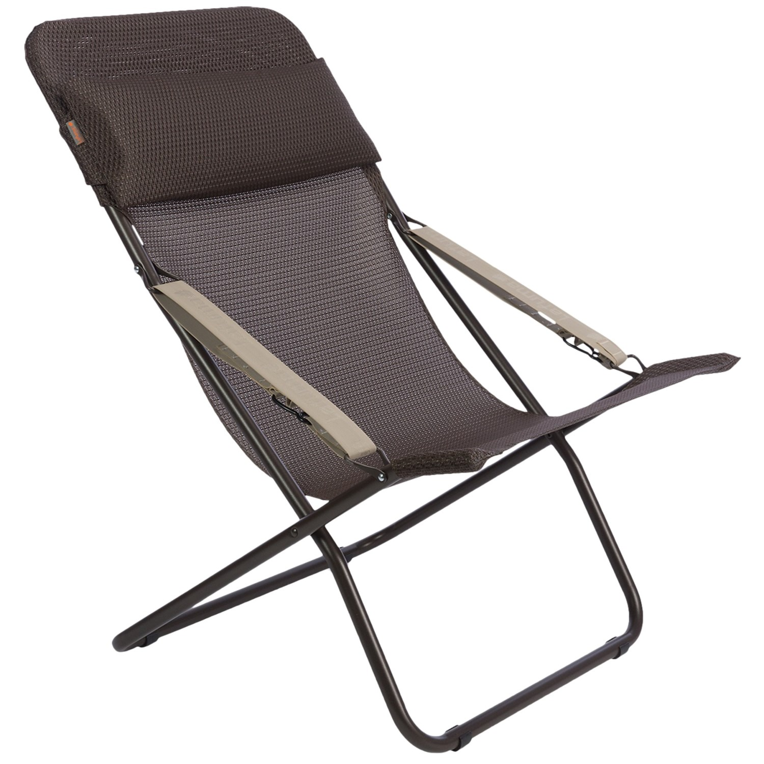 Lafuma Transabed XL Folding Lounge Chair Batyline Save 29%
