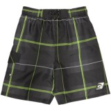 Laguna Third Wave Boro Boardshorts - UPF 50+ (For Little Boys)