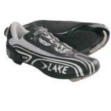Lake Cycling CX170 Road Cycling Shoes - 3-Hole, BOA® (For Men)