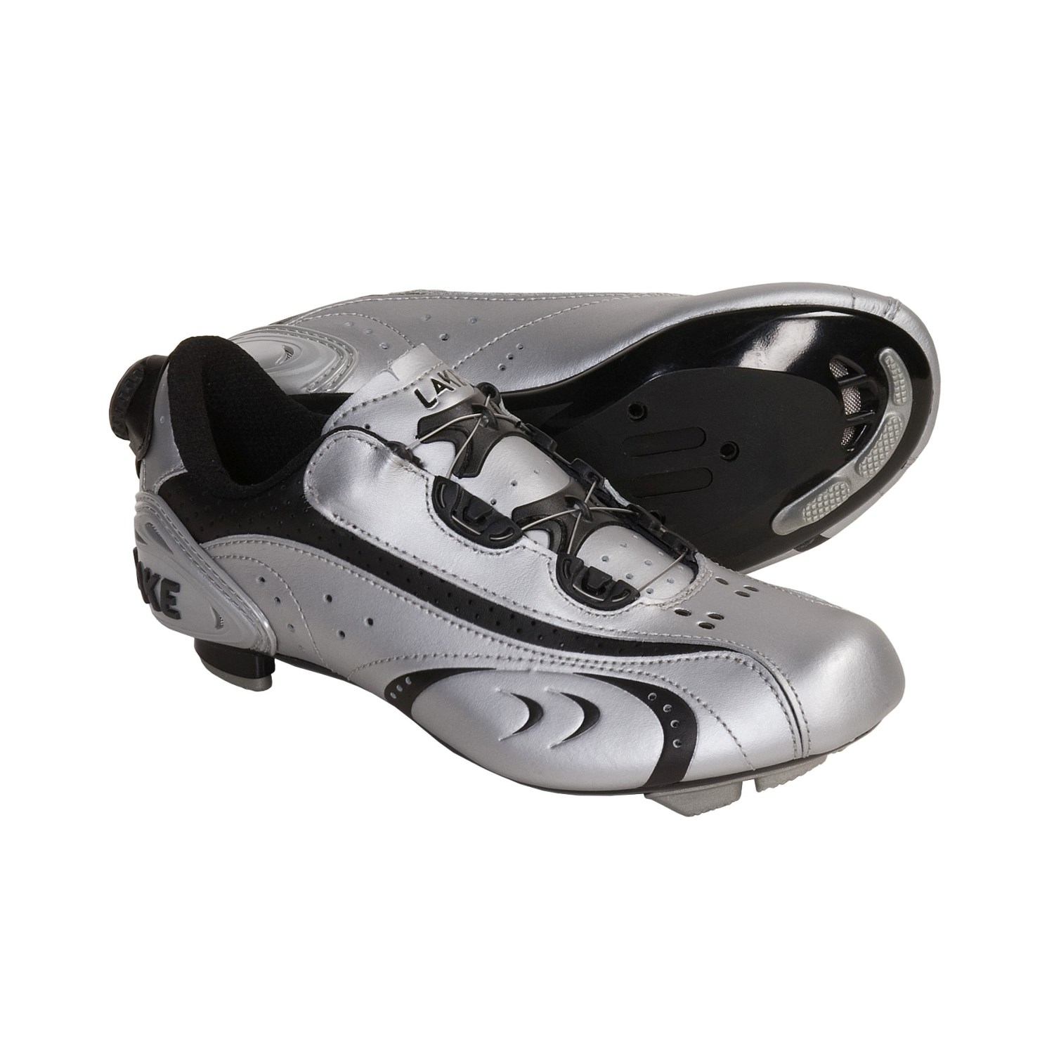 If you'd like a pair of these, plan on going back in time: this Challenge mountain bike shoe
