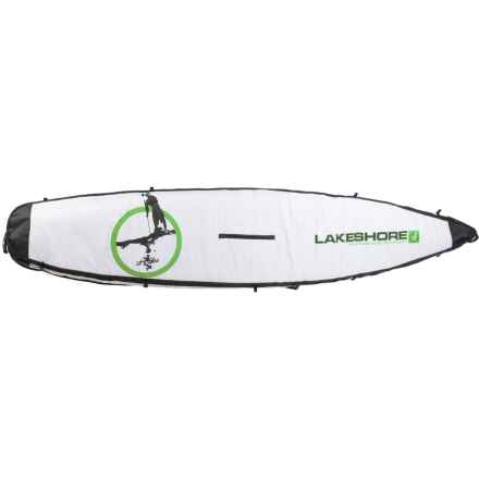 "Lakeshore Paddleboard Company SUP Board Bag - 12'6"" in See Photo - Closeouts"