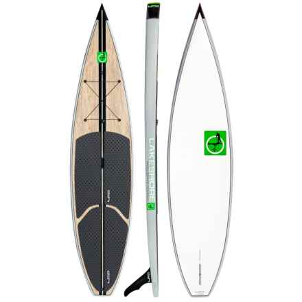 """Lakeshore Paddleboard Company Wet Woody Sport Stand-Up Paddle Board - 11'6"""" in See Photo - Closeouts"""
