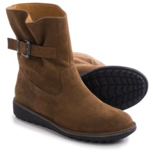 LAMO Footwear Blue Grass Boots - Suede (For Women) in Chocolate - Closeouts