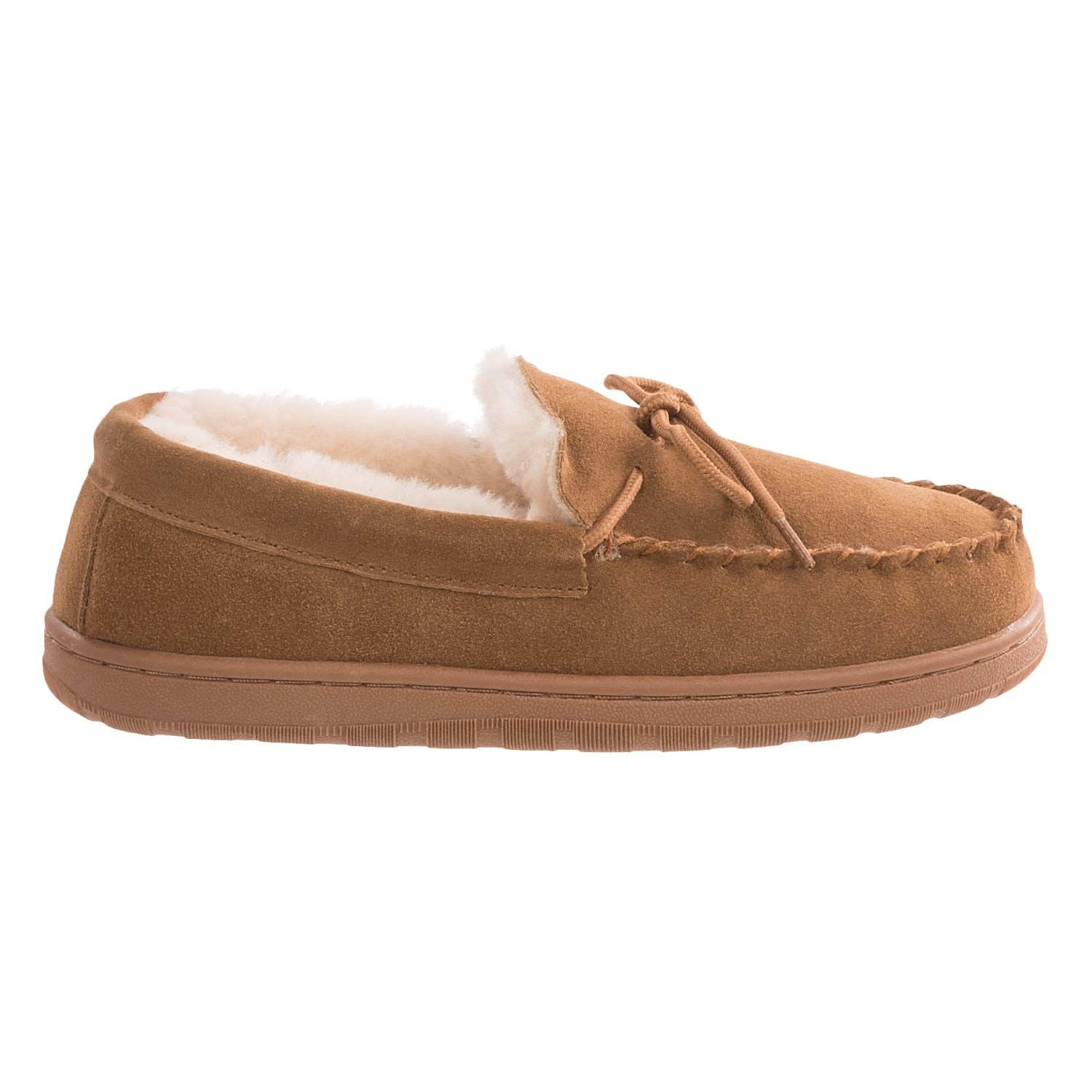 lamo footwear classic moccasin slippers for 7518m