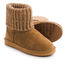 LAMO Footwear Empire Boots (For Women) in Chestnut - Closeouts