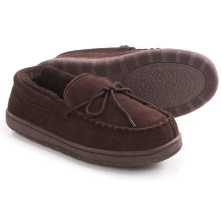 8f08825bb93 LAMO Footwear Footwear Classic Moccasins (For Women) in Chocolate -  Closeouts