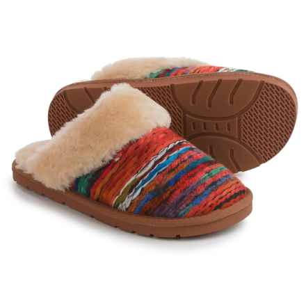 LAMO Footwear Juarez Scuff Slippers (For Women) in Multicolor - Closeouts