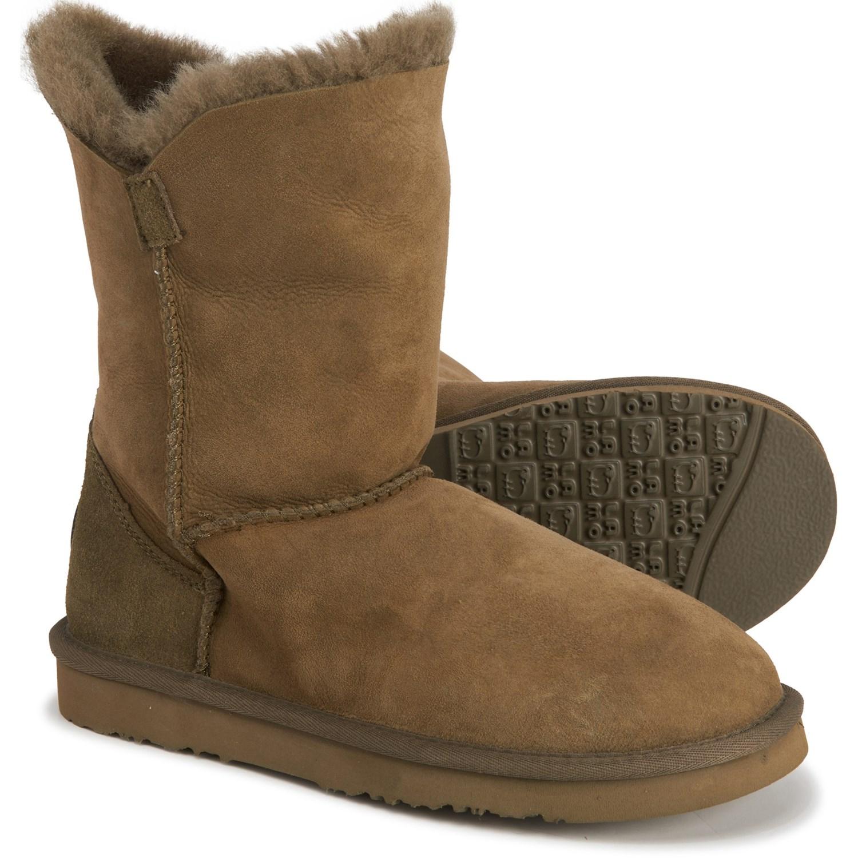 "LAMO Footwear Liberty 9"" Sheepskin"