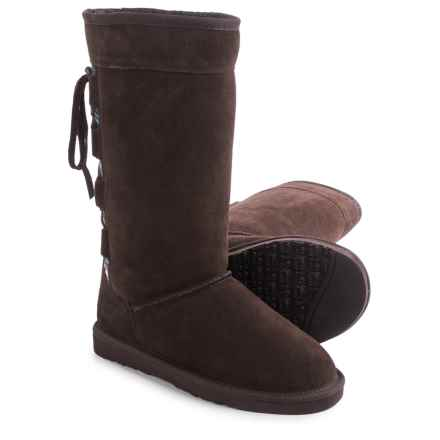 "LAMO Footwear Lookout Boots - 12"", Suede (For Women) in Chocolate - Closeouts"