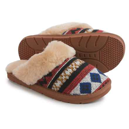 LAMO Footwear Ocotillo Scuff Slippers (For Women) in Multicolor - Closeouts