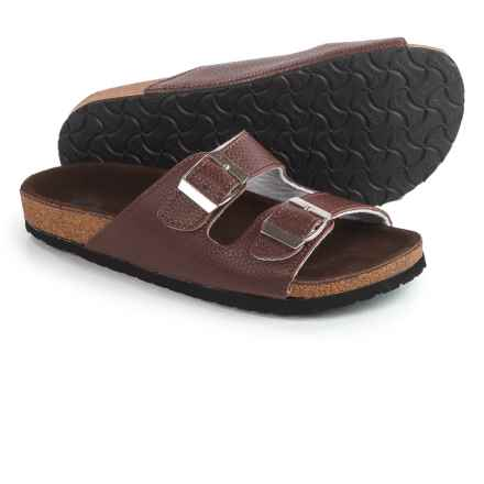 LAMO Footwear Sequoia Sandals - Suede (For Women) in Brown - Closeouts