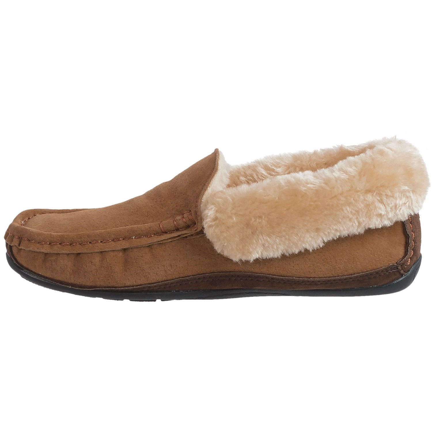 lamo footwear tremont moccasin slippers for save 69