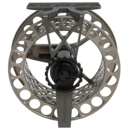 Lamson Force 2 SL Fly Fishing Reel - 4/5wt in See Photo - 2nds
