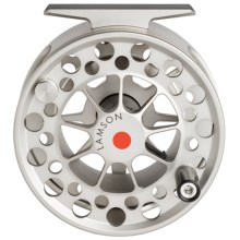 Lamson Guru 3.5 Fly Fishing Reel - 8/9wt in See Photo - 2nds