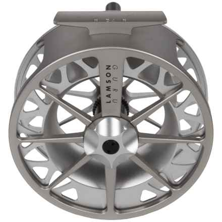 Lamson Guru 4 Series II Fly Fishing Reel - Factory 2nds in See Photo - Closeouts